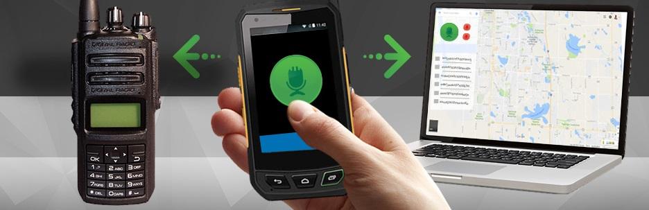 Wi-Fi PTT